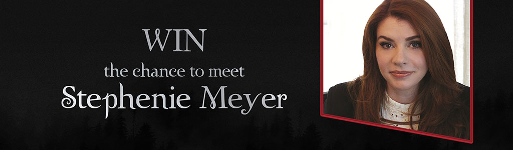 Win A Virtual Chat With Stephenie Meyer