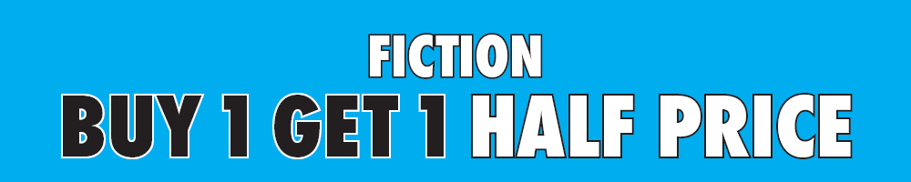 Buy 1 Get 1 Half Price Fiction Jan 2021