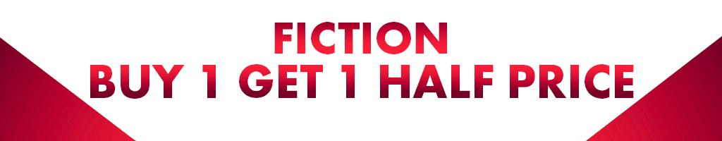 Buy 1 Get 1 Half Price Fiction January 2020