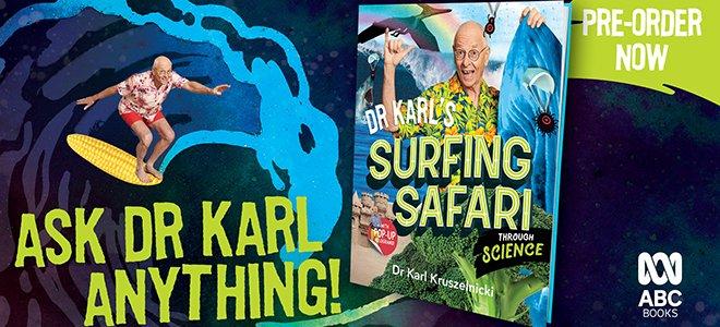 Ask Dr Karl Anything