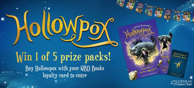 Win A Hollowpox Prize Pack