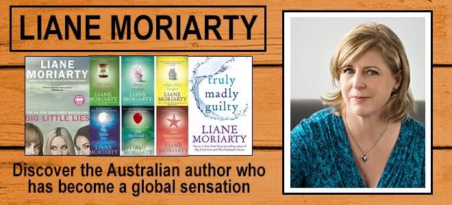 Liane Moriarty Books