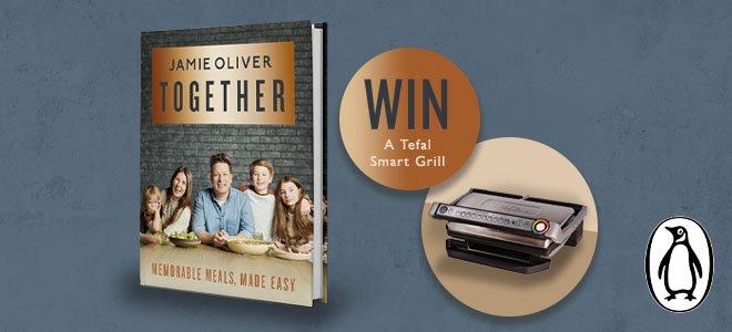 Win A Tefal Optigrill Plus XL Smart Grill!