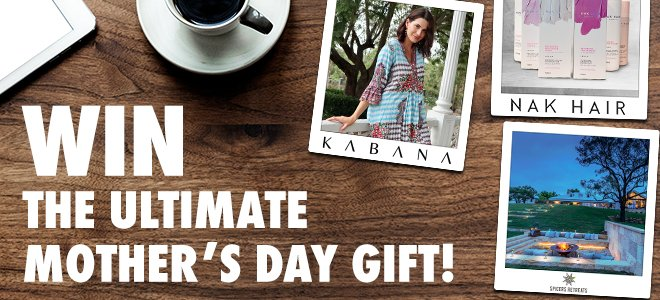 Ultimate Mother's Day Gift Competition 2021