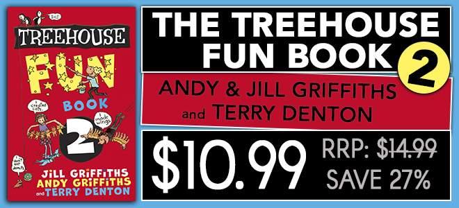 Treehouse Fun Book 2