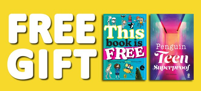 Get A Free Gift With Any Puffin Book Purchase