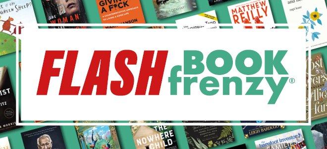 June Book Frenzy 2021
