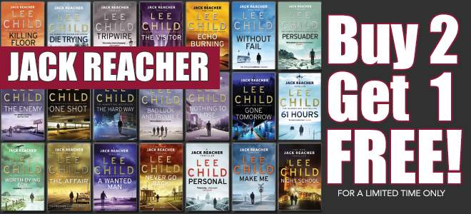Lee Child Offer