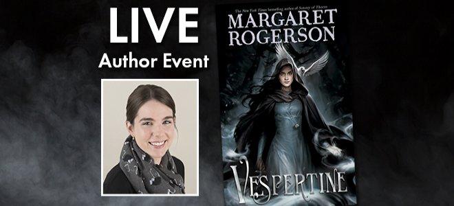 Instagram Live Margaret Rogerson In Conversation