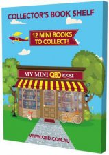 Mini Books: Entire Collection and Book Shelf Case by Various