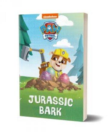 Mini Book - PAW Patrol Jurassic Bark Story Secrets by Unknown