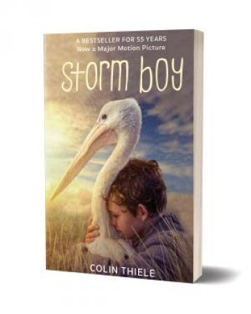 Mini Book - Storm Boy (55th Anniversary Edition by Unknown