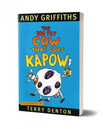 Mini Book - The Big Fat Cow That Goes Kapow by Unknown