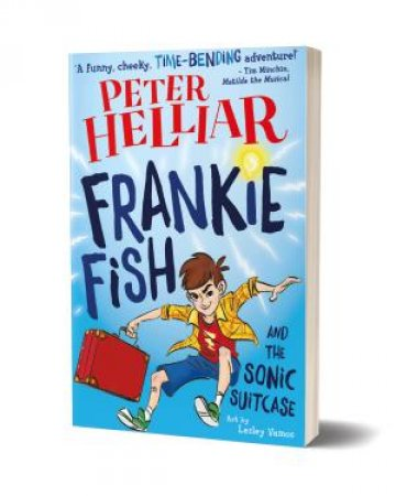 Frankie Fish And The Sonic Suitcase by Unknown