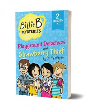 Mini Book - Billie B Brown 2-In-1 Mysteries: Playground Detectives / Strawberry Thief by Unknown