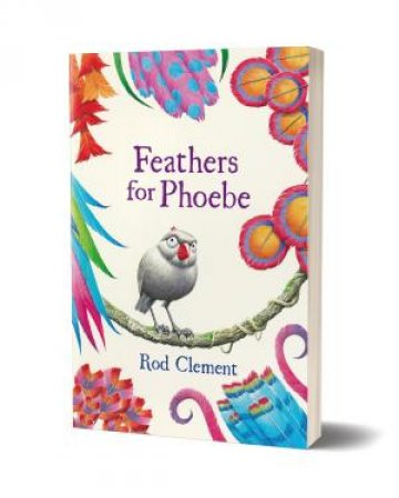 Mini Book - Feathers for Phoebe by Unknown