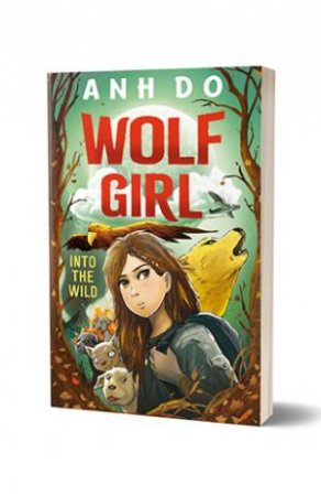 Mini Book 2 - Wolf Girl: Into The Wild by Various