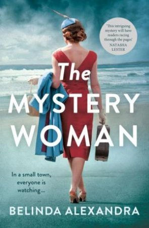 The Mystery Woman *SIGNED*