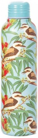 Aus Collection: Water Bottle Birds Kookaburra 500ml by Various