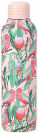 Aus Collection: Water Bottle Birds Galah 500ml by Various
