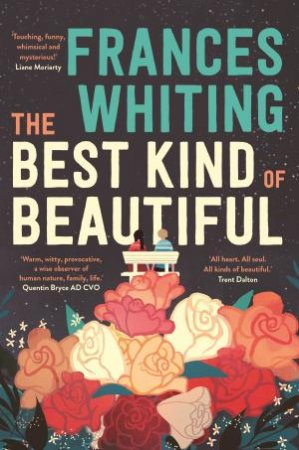 The Best Kind Of Beautiful- SIGNED by Frances Whiting