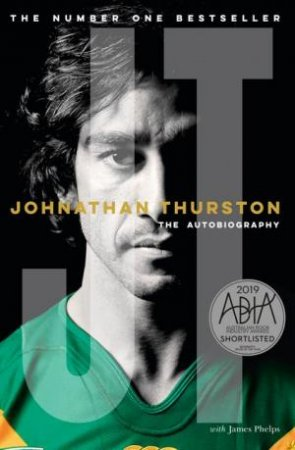 Johnathan Thurston: The Autobiography - SIGNED
