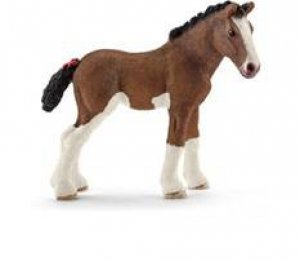 Schleich - Clydesdale Foal by Various