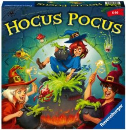 Hocus Pocus Game by Various