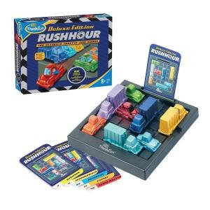 ThinkFun: Rush Hour Deluxe Edition Game by Various