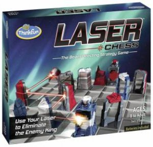 ThinkFun: Laser Chess Game by Various