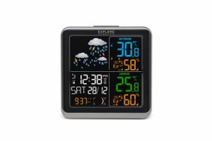 Explore Scientific Wide-View Color Weather Station by Various