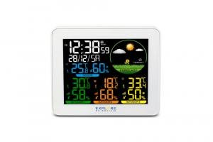 Explore Scientific Color Weather Station With Multiple Sensors by Various