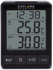 Explore Scientific IndoorOutdoor Thermometer