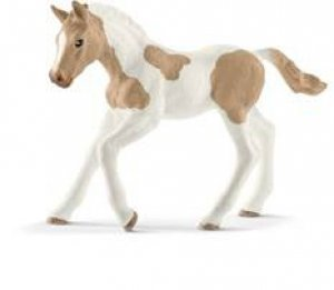 Schleich - Paint horse foal by Various