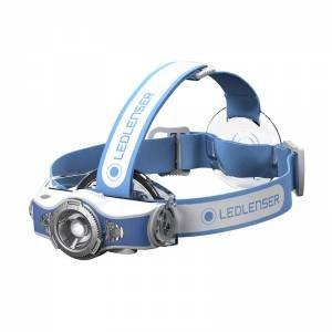 Ledlenser: MH11 Rechargeable Headlamp (Blue) by Various