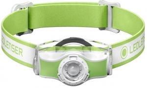 LedLenser: MH3 Headlamp (Green) by LedLenser