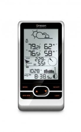 Oregon Scientific Complete Home Weather Station (WMR86NX) by Various