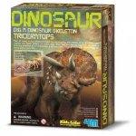 4M Dig a Dinosaur Triceratops