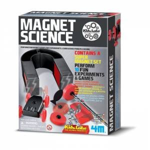 4M: KidzLabs: Magnet Science by Various
