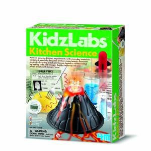 4M: KidzLabs: Kitchen Science by Various