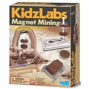 4M: KidzLabs: Magnet Mining by Various