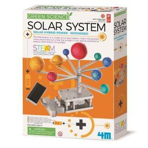 4M: Green Science: Solar System Toy by Various