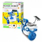 4M Green Science Rover Robot