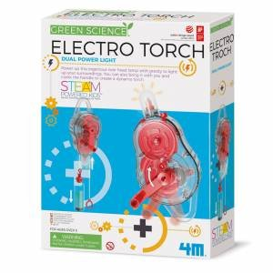 4M: Green Science: Electro Torch by Various