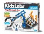 4M Kidzlabs Mega Hydraulic Arm
