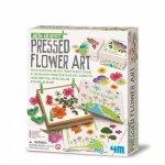 4M Green Science Pressed Flower Art
