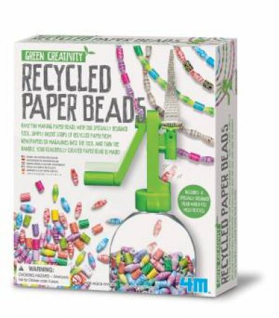 4M: Green Science: Recycled Paper Beads by Various