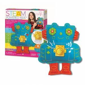 4M: STEAM Powered Kids: Electrical Stitch Kit by Various