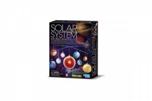4M: Solar System Toys Mobile Kit Large by Various