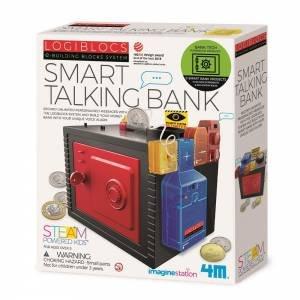4M: Logiblocs: Smart Talking Bank by Various